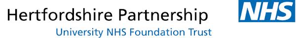 Hertfordshire Partnership University NHS Foundation Trust logo