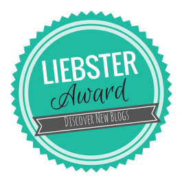 Liebster Award nomination badge