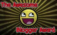 AwesomeBloggerAward