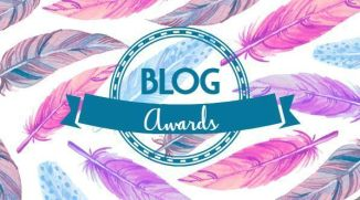 Blog award badge