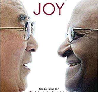 book cover: The Book of Joy by the Dalai Lama and Desmond Tutu