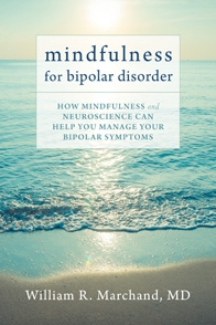 Mindfulness for Bipolar Disorder book cover