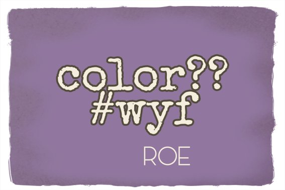 #wyf color?