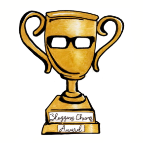 Blogging chums award
