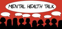 Mental Health Talk logo