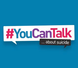 Beyond Blue: #YouCanTalk about suicide