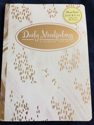 Daily mindfulness guided journal