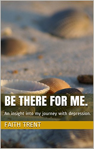 Book cover: Be There For Me by Faith Trent