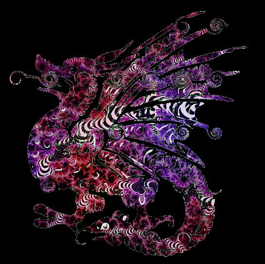 mythical dragon beast