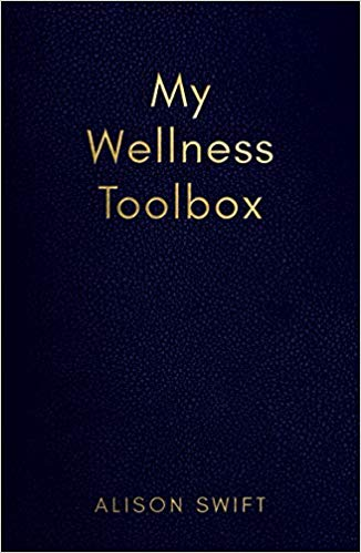 Book cover: My Wellness Toolbox by Alison Swift