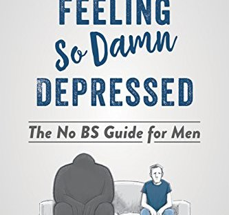 Book cover: How to stop feeling so damn depressed by Jonas A. Horwitz