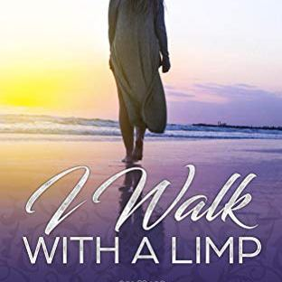 Book cover: I walk with a limp by Barbara A. Lawrence