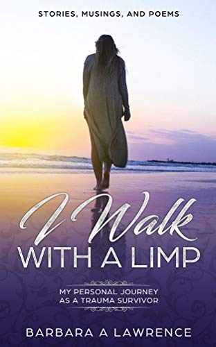 Book cover: I walk with a limp