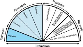 behavioral health continuum of care