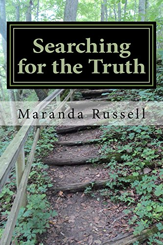 Book cover: Searching For The Truth