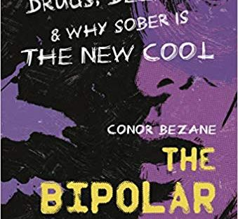 The Bipolar Addict by Conor Bezane book cover