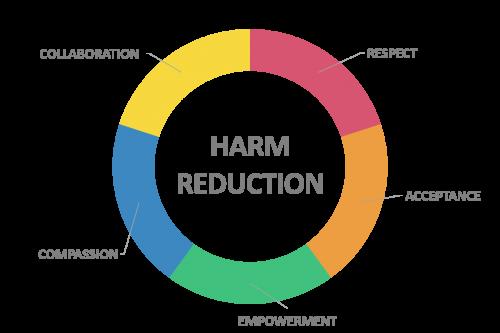 harm reduction principles