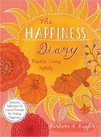 The Happiness Diary book cover