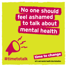 Time to Change: Time To Talk