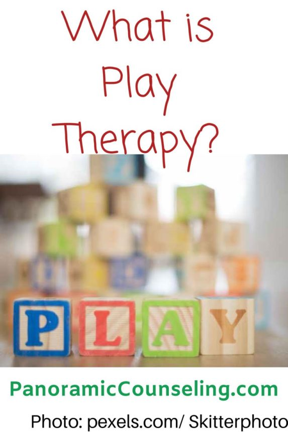 What is Play Therapy? by Panoramic Counseling
