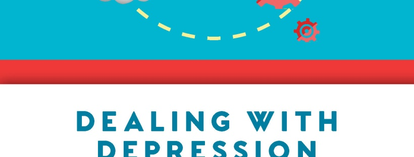 book cover: Dealing with Depression by Jan Marsh