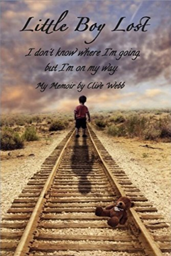 book cover: Little Boy Lost by Clive Webb