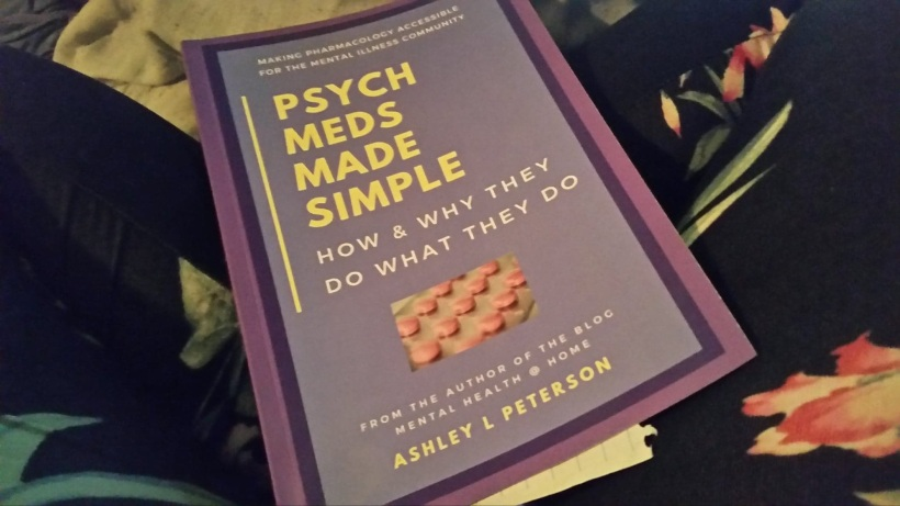 Psych Meds Made Simple book cover